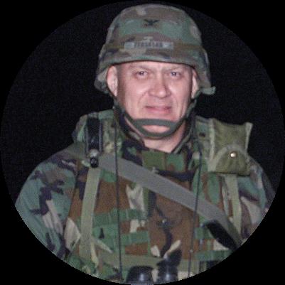 Colonel Jerry Ferguson