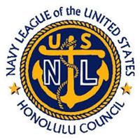 Navy League Honolulu logo