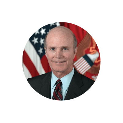 Pete Geren, former Secretary of the Army