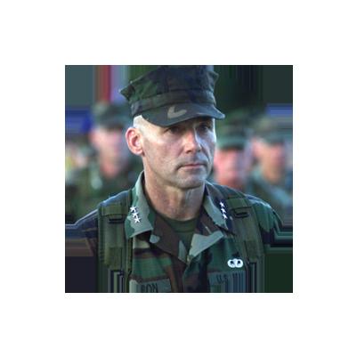 "Lieutenant General Wallace ""Chip"" Gregson"