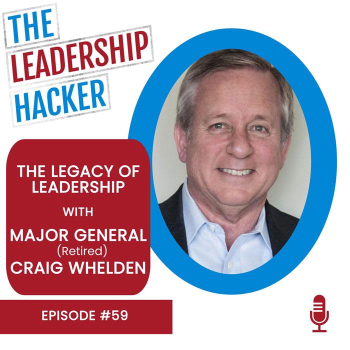 The Leadership Hacker - Ep 59